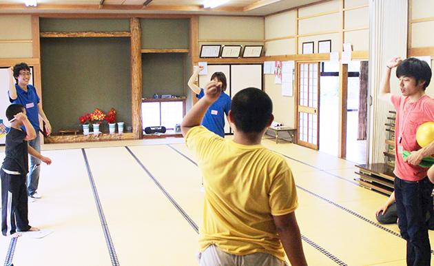 Michikusa Room for children in Rikuzentakata